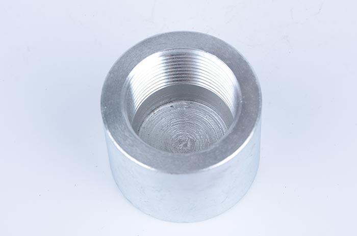 304不锈钢内螺纹管帽